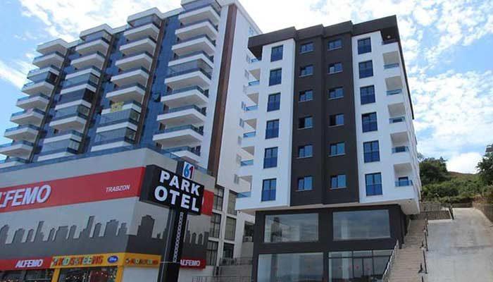 Trabzon 61 Park Hotel