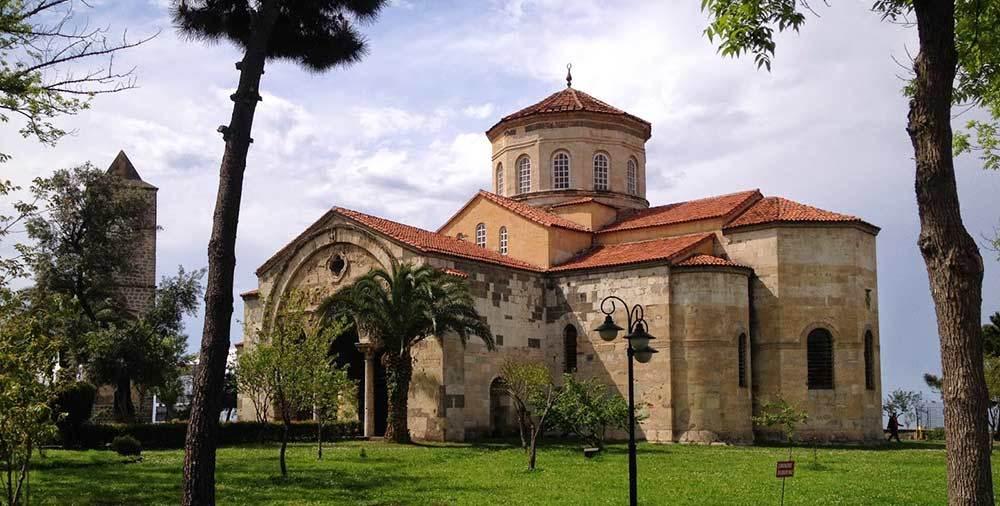 Ayasofya Müzesi Trabzon