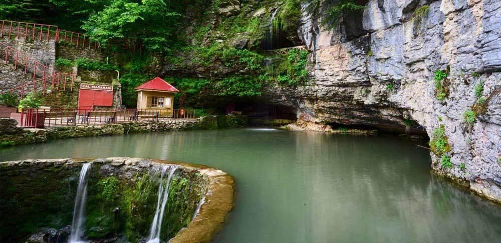 Çal Mağarası Trabzon