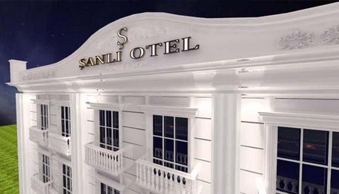 Şanlı Otel Hamam