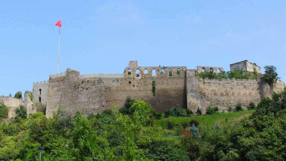 Trabzon Kalesi Nerede