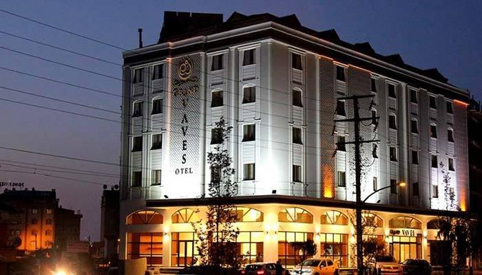 فندق جراند فافيز طرابزون