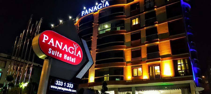 فندق باناجيا طرابزون