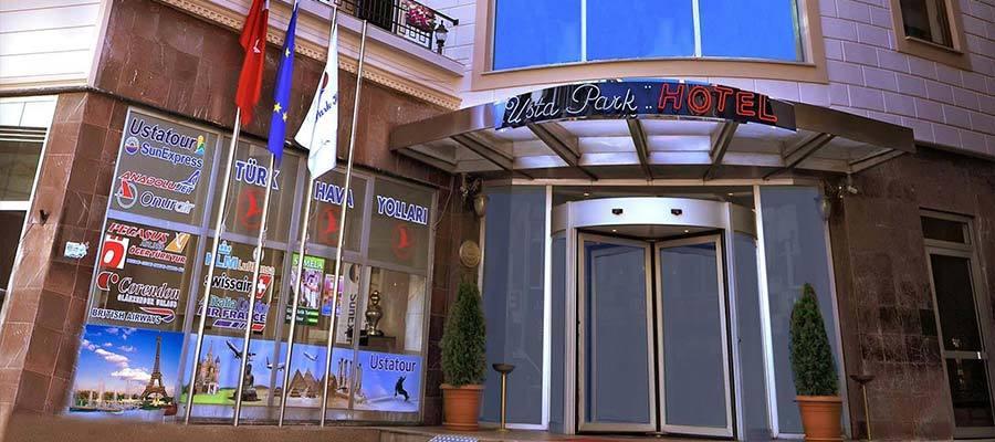 فندق أوستا بارك طرابزون