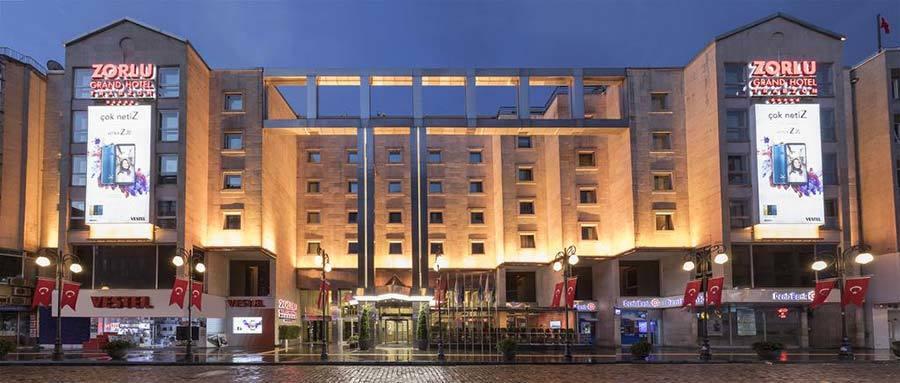 فندق زورلو جراند طرابزون