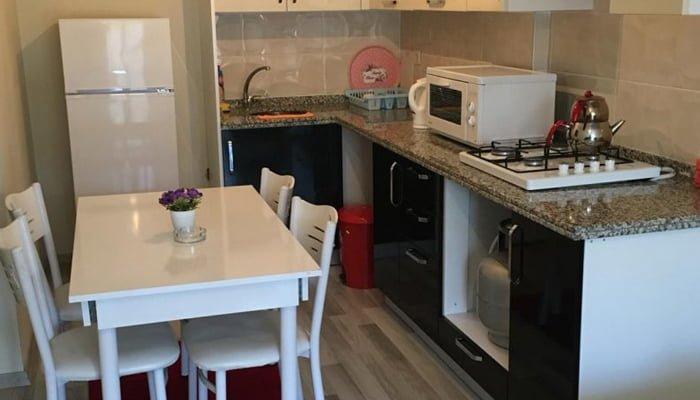 شقة للإيجار في طرابزون بوزتبه