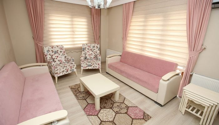 شقة للايجار في طرابزون